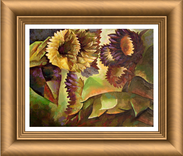 Sunflowers-III